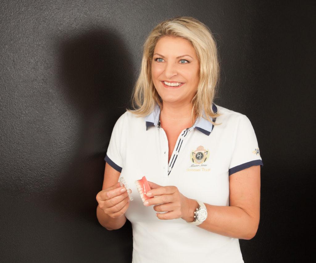 Zahnärztin Dr. Doris Leukauf Profilbild