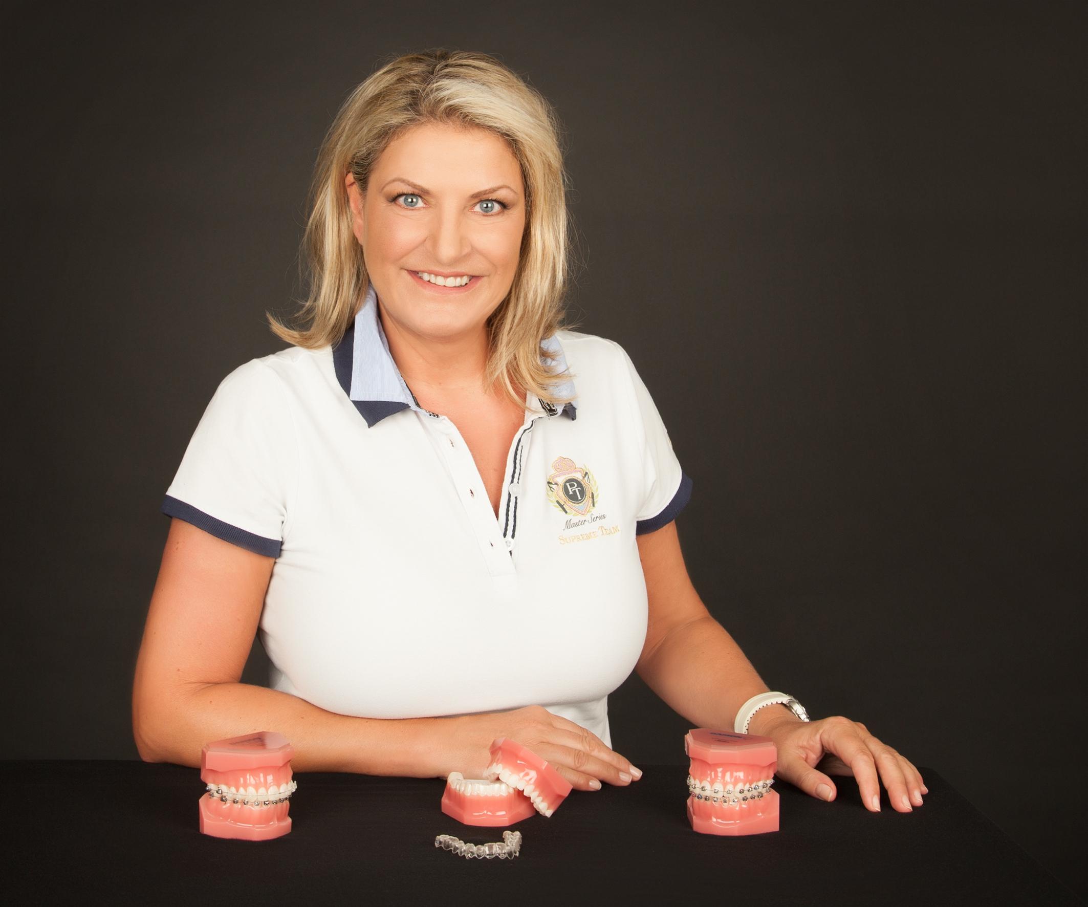 Zahnärztin Dr. Doris Leukauf Profil Bild